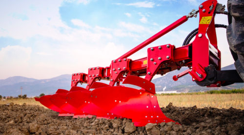 Техника для почвообработки
